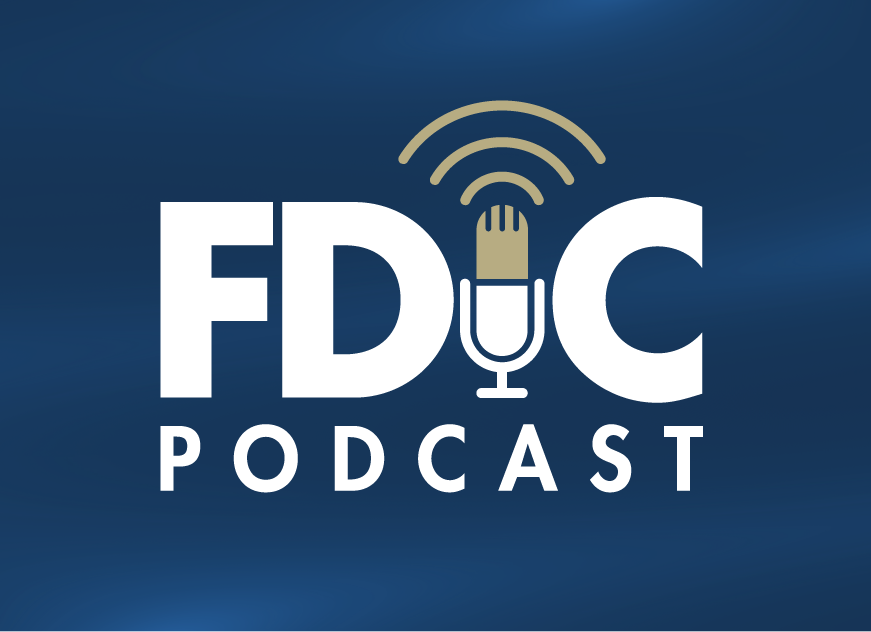 FDIC Podcast Logo