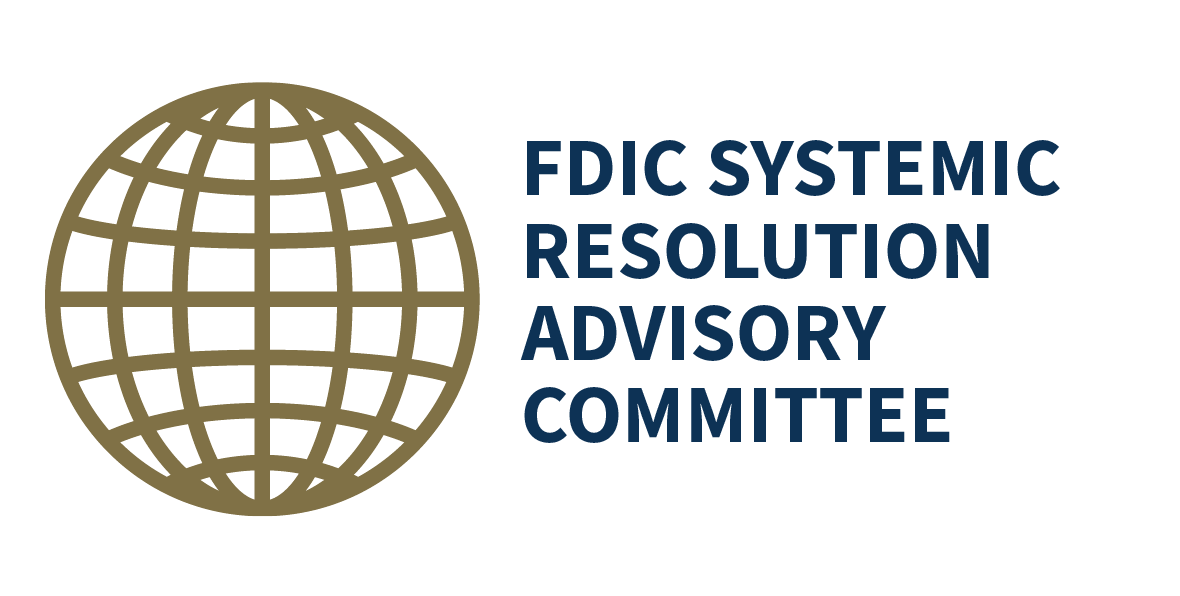 Systemic Resolutions Advisory Committee Meeting