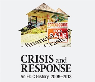 FDIC History of the Crisis Podcast Cover