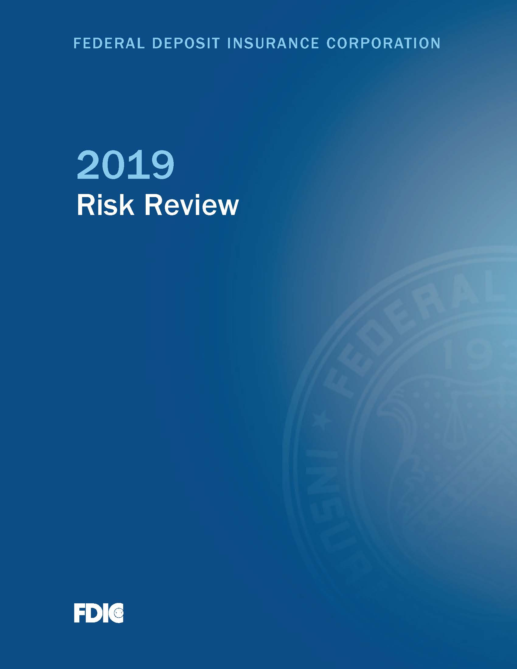 Annual Risk Review Cover
