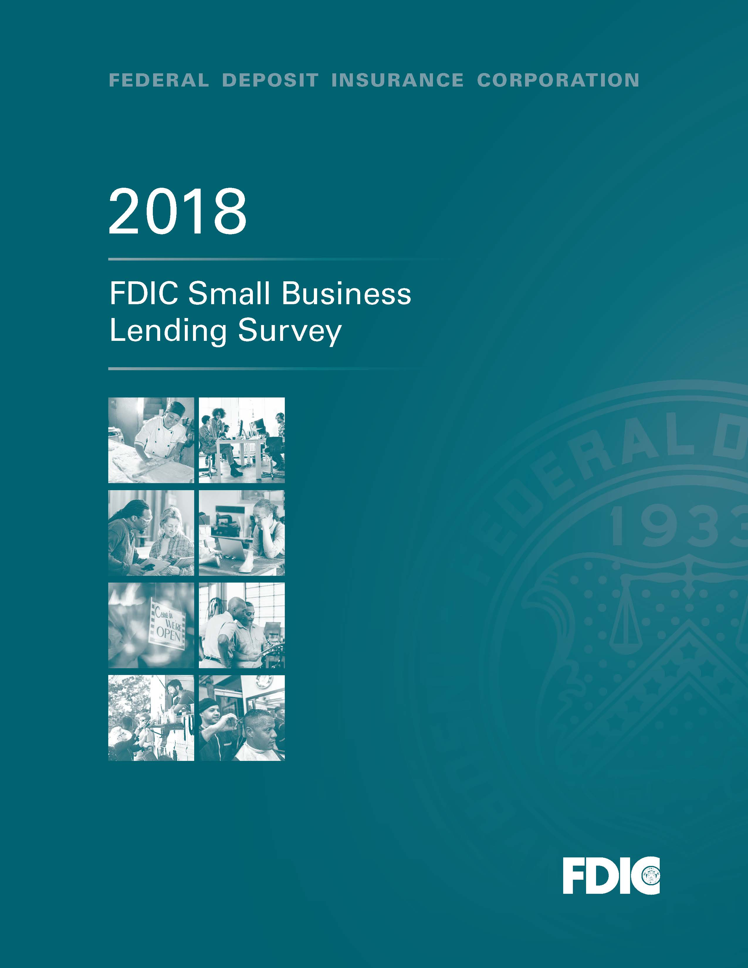 Small Business Lending Survey Cover