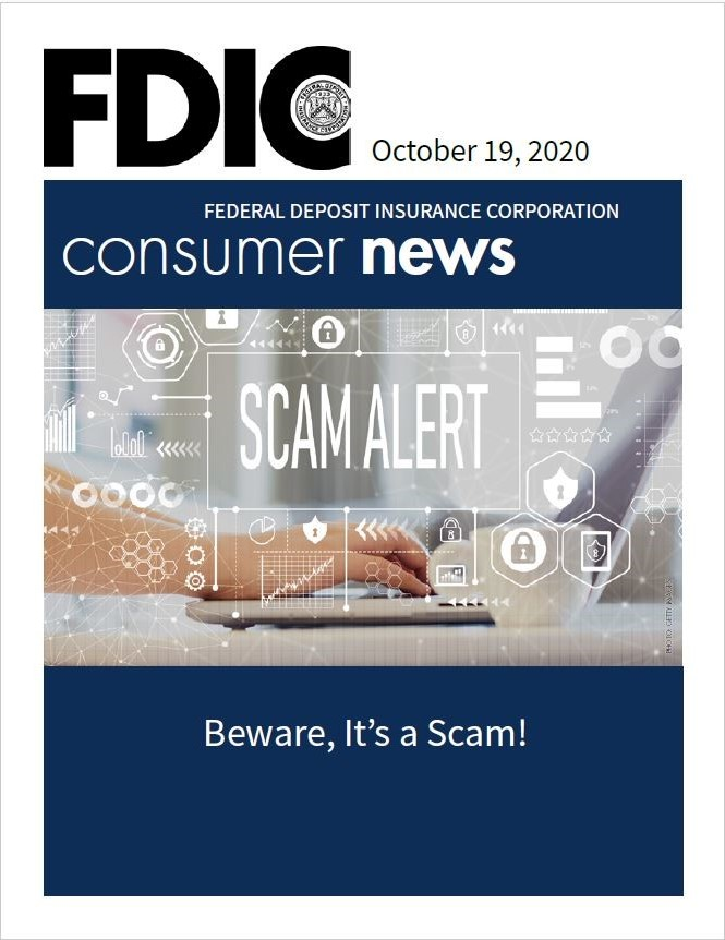 Previous Issue of the Consumer News Cover
