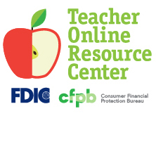 TORC Apple Logo - The FDIC and CFPB developed a one-stop-shop for educators.