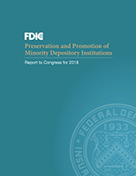 Cover Art for 2018 MDI Report to Congress