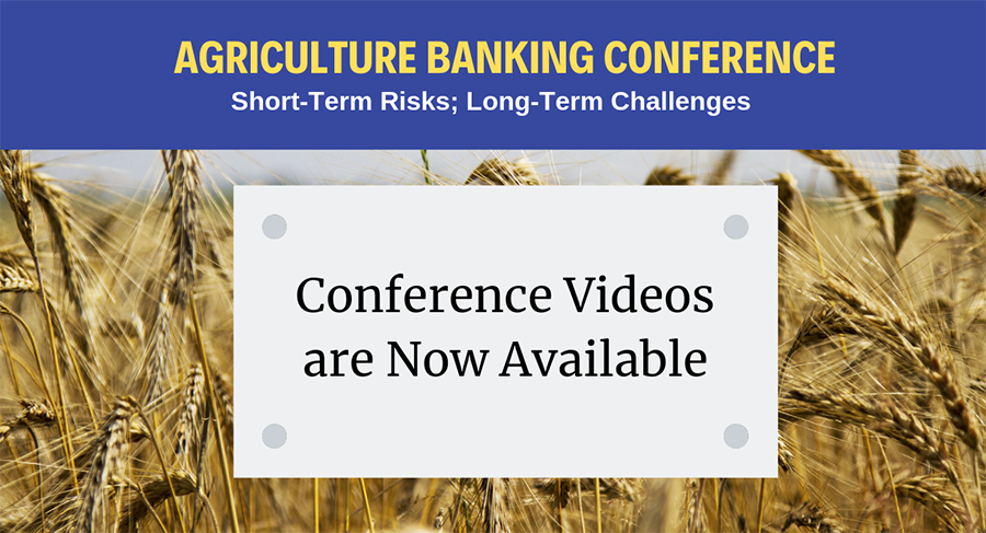 Agriculture Banking Conference